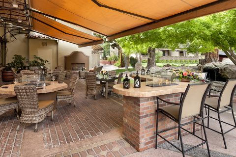 Al Fresco Dining in Paso Robles